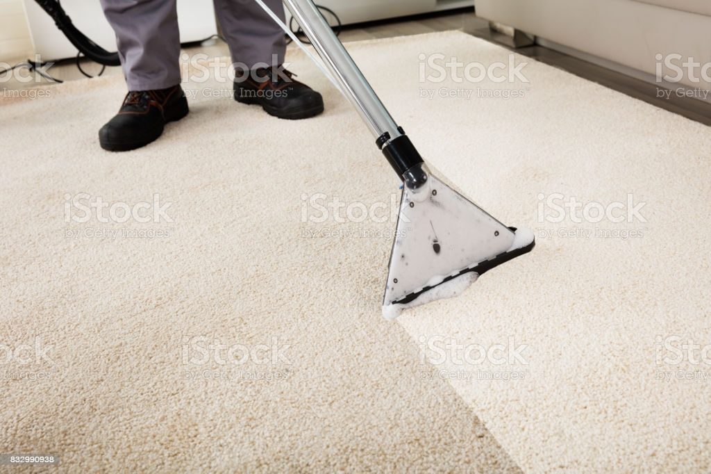 commercial carpet cleaning services in Columbus